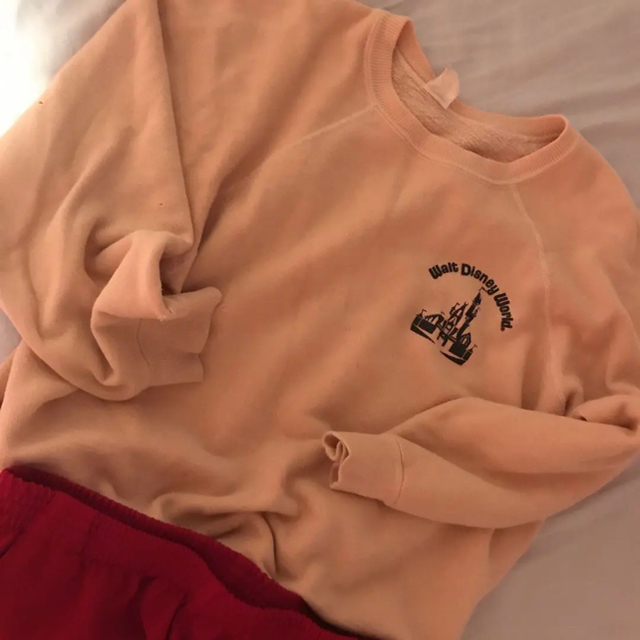 Lochie(ロキエ)の70s usa ヴィンテージ  ディズニースウェット jantiques  レディースのトップス(トレーナー/スウェット)の商品写真