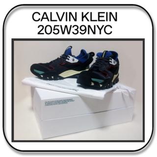 カルバンクライン(Calvin Klein)のCalvinKlein 205W39NYC CARLOS10 EU42/27cm(スニーカー)