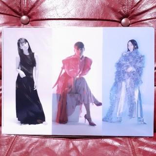Perfumeパフューム クリアファイル