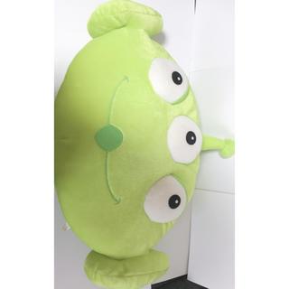 リトル・グリーン・メン - ★ リトルグリーメン  クッション 横サイズ50cm