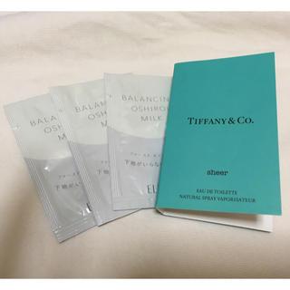 ティファニー(Tiffany & Co.)のティファニー オードトワレ サンプル(香水(女性用))