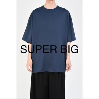 LAD MUSICIAN - SUPER BIG T-SHIRT 19ss 新品