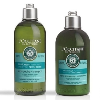 L'OCCITANE - 未使用ロクシタン ピュアフレッシュネスドゥオ