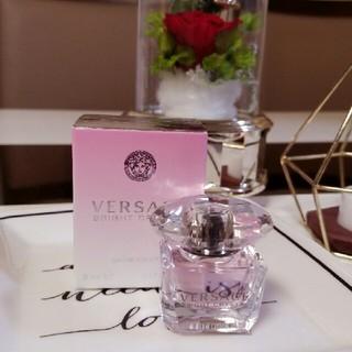 ヴェルサーチ(VERSACE)のVERSACE ブライトクリスタル 5ml(香水(女性用))