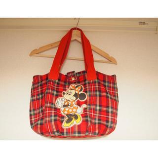 Disney - ディズニー ミニー ミニーマウス トートバッグ バッグ ディズニーランド