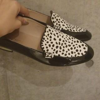 オリエンタルトラフィック(ORiental TRaffic)のオリエンタルトラフィック オペラデザインバブーシュ(ローファー/革靴)