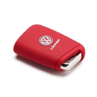 Volkswagen - VW純正 シリコン製スマートキーカバー レッド 新品