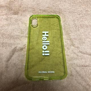 ニコアンド(niko and...)のiPhone Xケース(iPhoneケース)