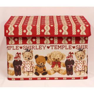 シャーリーテンプル(Shirley Temple)のノベルティ くま おもちゃ箱(ノベルティグッズ)