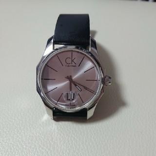 カルバンクライン(Calvin Klein)のカルバン・クライン 時計 クォーツ メンズ Swiss made 皮ベルト(腕時計(アナログ))