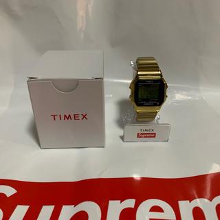 supreme timex digital watch
