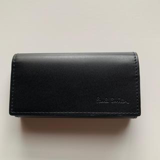 ポールスミス(Paul Smith)のPaul Smith キーケース 新品 未使用 ブラック 即購入OK 送料込み(キーケース)