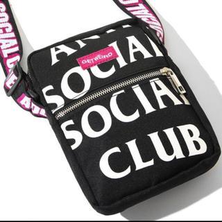 アンチ(ANTI)のアンチソーシャルソーシャルクラブ バック(ショルダーバッグ)