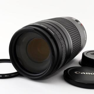 Canon - ✨ 定番人気超望遠レンズ✨Canon EF 75-300mm