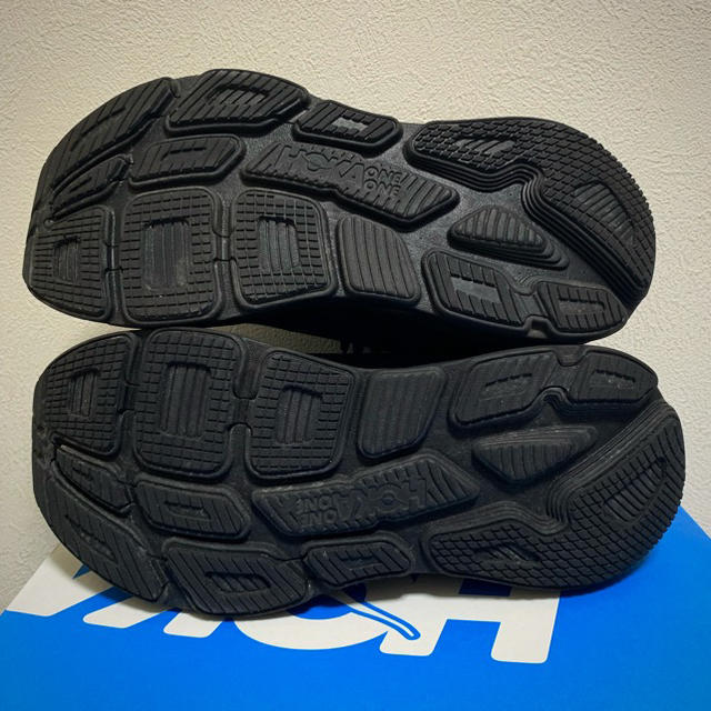 NIKE(ナイキ)の超美品 HOKA ONE ONE ホカオネオネ ボンダイ6 HOKAONEONE メンズの靴/シューズ(スニーカー)の商品写真