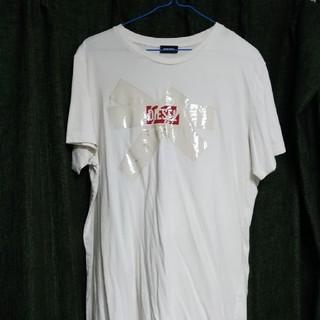 DIESEL - 【DIESEL】ロゴTシャツ