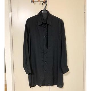 Yohji Yamamoto - ヨウジヤマモト プールオム 19aw テープカラーシャツ