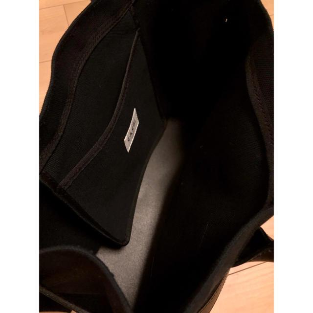 ALEXIA STAM(アリシアスタン)のCANDI TOKYO  it bag  ブラック レディースのバッグ(トートバッグ)の商品写真