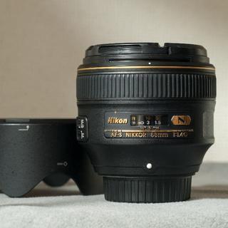 Nikon - NIKON AF-S NIKKOR 58mm f/1.4G 光学良好