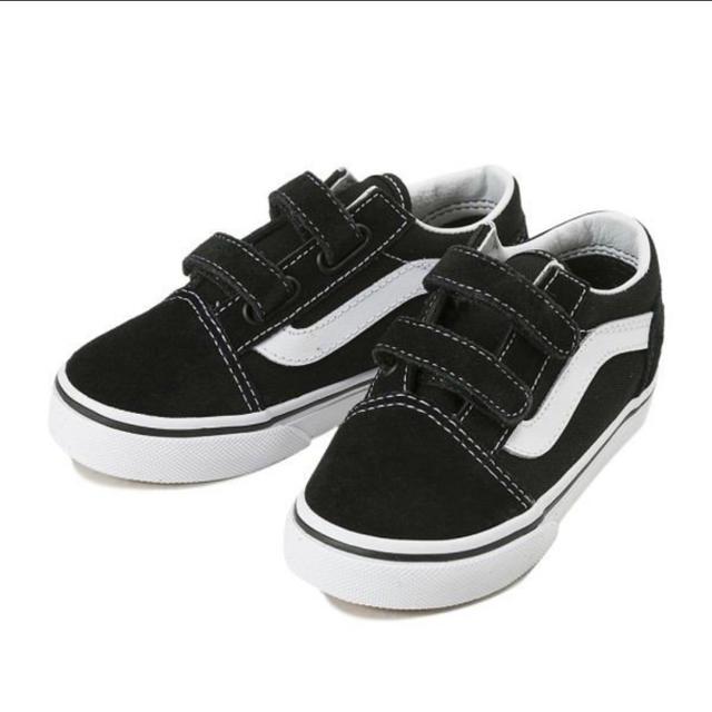 VANS(ヴァンズ)のvans ♡レア!キッズ オールドスクール スニーカー キッズ/ベビー/マタニティのベビー靴/シューズ(~14cm)(スニーカー)の商品写真