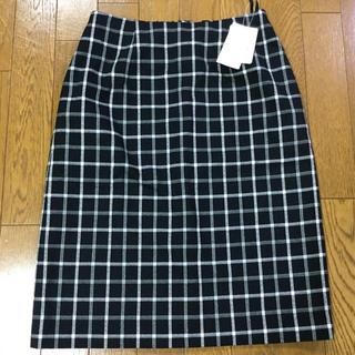 タイトスカート Mサイズ(ひざ丈スカート)