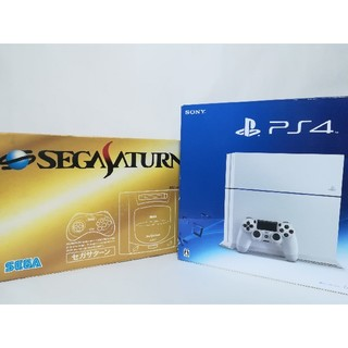 PlayStation4 - PlayStation4(プレイステーション4)、PS4、セガサターン、ソフト