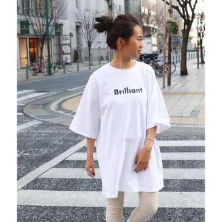 TODAYFUL - via j(ヴィアジェイ) 'Brilliant'Tシャツワンピース