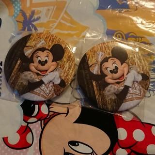 Disney - ディズニーリゾートカプセルトイ ワンマンズドリーム缶バッジミニー