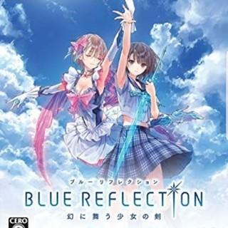 PlayStation4 - BLUE REFLECTION 幻に舞う少女の剣 通常版 PS4版
