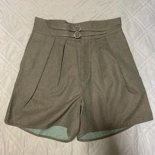 コモリ(COMOLI)のNEAT 60's Swiss Denim Gurhka Shorts M(ショートパンツ)