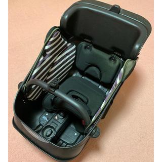 パナソニック(Panasonic)のパナソニック HBC-006DX チャイルドシート OGKレインカバー おまけ付(自動車用チャイルドシート本体)