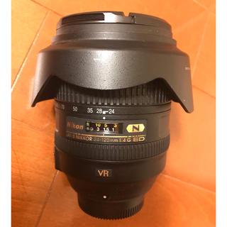 Nikon - ニコン Nikon AF-S 24-120mm f/4G ED VR