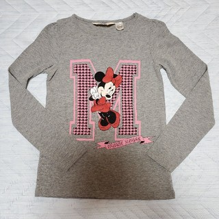 エイチアンドエム(H&M)の H&M ロンT 122/128 120/130 120~130cm(Tシャツ/カットソー)