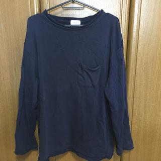 ジュンレッド(JUNRED)のJUNRED ポケットtシャツ(Tシャツ/カットソー(七分/長袖))