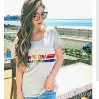 レディー(Rady)のrady かすれレディーTシャツ(Tシャツ(半袖/袖なし))