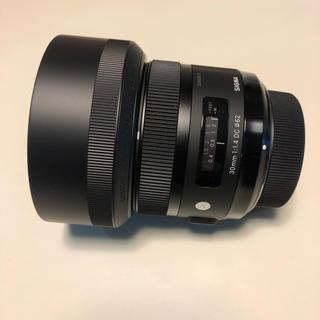 SIGMA - SIGMA Art 30mm F1.4 DC HSM ニコン用 APS-C専用