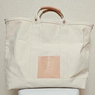 エンダースキーマ(Hender Scheme)の【値下げ】【新品未使用】Hender Scheme campus bag big(トートバッグ)