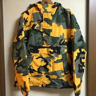 Supreme - supreme Hood Logo Haif Zip Pullover 17aw