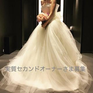 ヴェラウォン(Vera Wang)のヴェラウォン バレリーナ 1g029 US2 VERA WANG(ウェディングドレス)