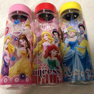 Disney - ディズニー プリンセス ウォーターボトルセット