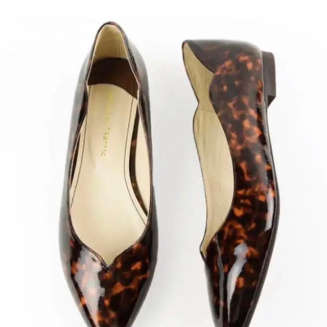 ORiental TRaffic(オリエンタルトラフィック)のオリエンタルトラフィック❤︎フラットパンプス❤︎べっ甲 レディースの靴/シューズ(ハイヒール/パンプス)の商品写真