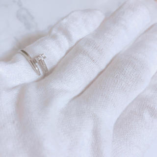 カルティエ(Cartier)の釘リング(リング(指輪))