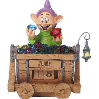 Disney - プレシャスモーメンツ Disney showcase ドーピー カレンダー