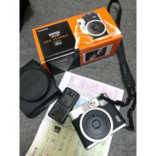 富士フイルム - インスタントカメラ チェキ instax mini 90ネオクラシック