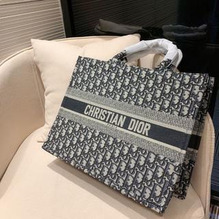 Dior - DIOR トートバッグ おしゃれ 大人気 レディース M