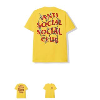 アンチ(ANTI)のBarbara Yellow Tee(Tシャツ/カットソー(半袖/袖なし))