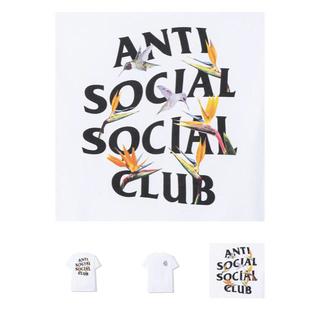 アンチ(ANTI)のPair of dice wht tee lg(Tシャツ(半袖/袖なし))