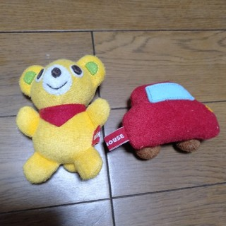 ミキハウス(mikihouse)のミキハウス ベビー ラトル おもちゃ(がらがら/ラトル)