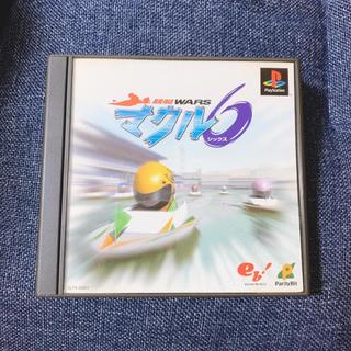 PlayStation - 競艇 WARS 『マクル6』