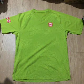UNIQLO - UNIQLO テニスウェア 錦織 シャツ